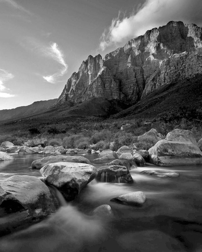 Molenaars River,DuToitskloof: Western Cape
