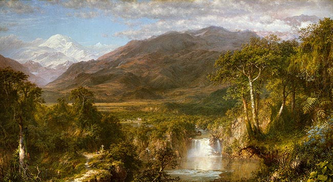 Heart of the Andes – Frederic Church
